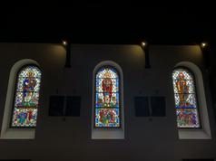 St Andrew, St Margaret of Scotland, St Magnus