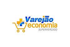 logotipo varejão + economia