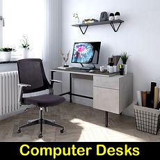 home office computer desk workstation