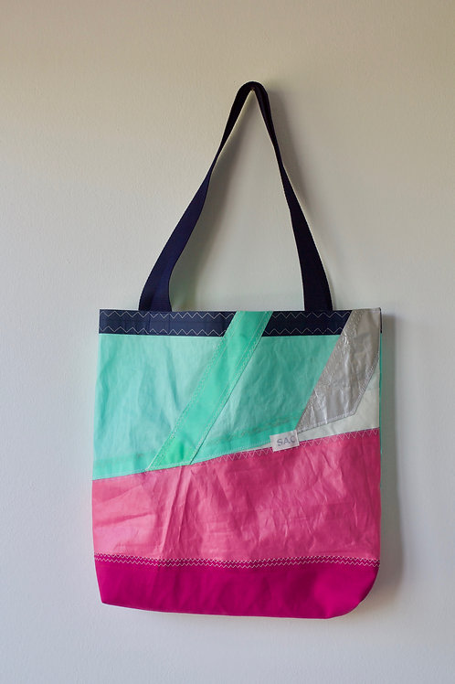 Silver Arrow Beach Bag