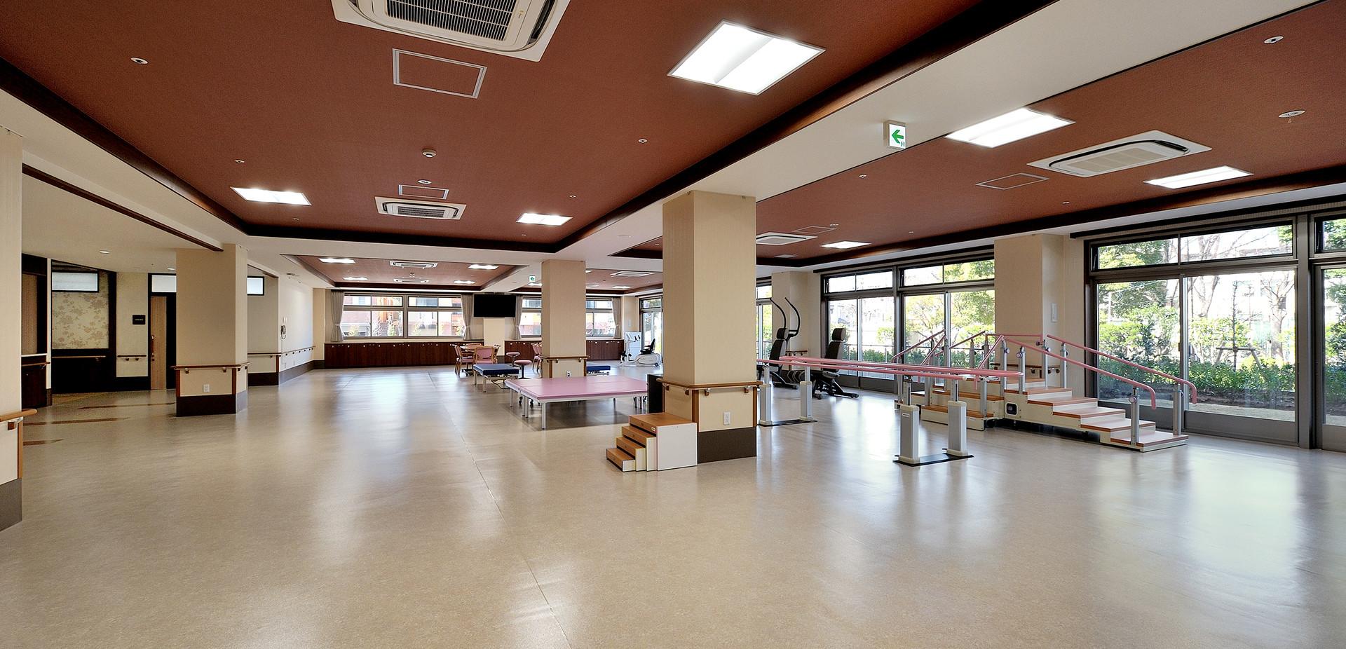 和光の園 機能訓練室・通所リハビリ