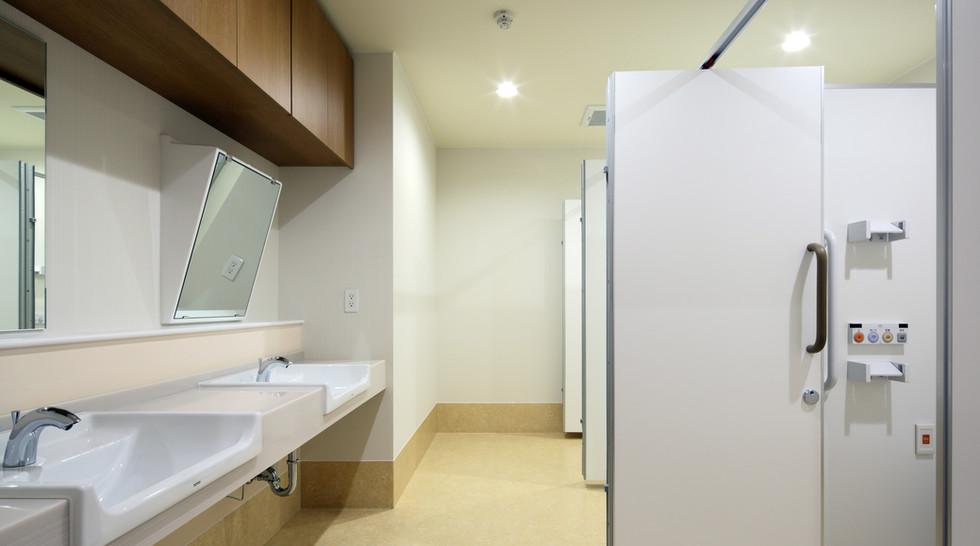 親愛荘 2階 女子WC