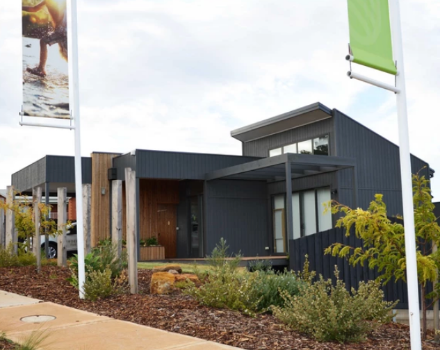 Underbank Sales & Information Centre, Bacchus Marsh