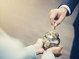 donazione Jar