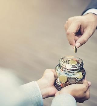 Donation Jar
