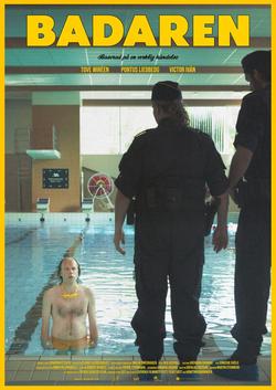 Film poster, Badaren (by Jonatan Etzler)