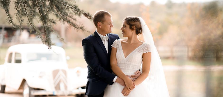 Réservations mariage 2022 et 2023