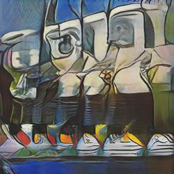 StyleGan Picasso 03