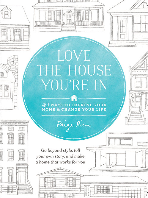 Love the HouseYou're In, personalized & shipped to you for free!
