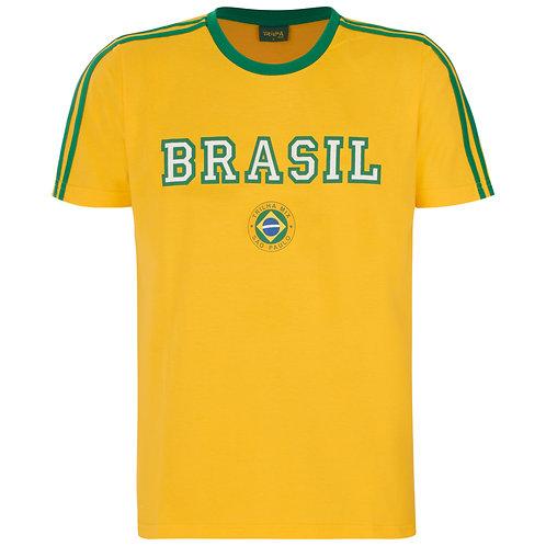 T-shirt Bra Simp - Brasil Silk