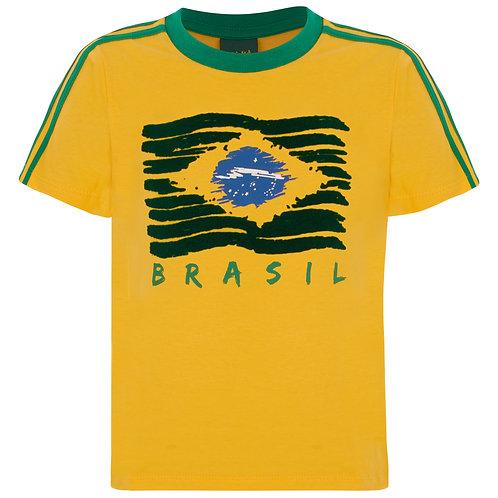 T-shirt Infantil - Flag