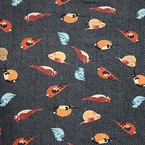 Camisa Birds