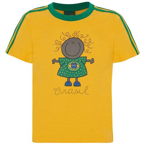 T-shirt Infantil - Menininha