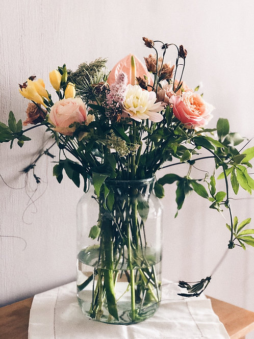 Bouquet spring vibes