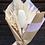 Thumbnail: Dried flowers bouquet white