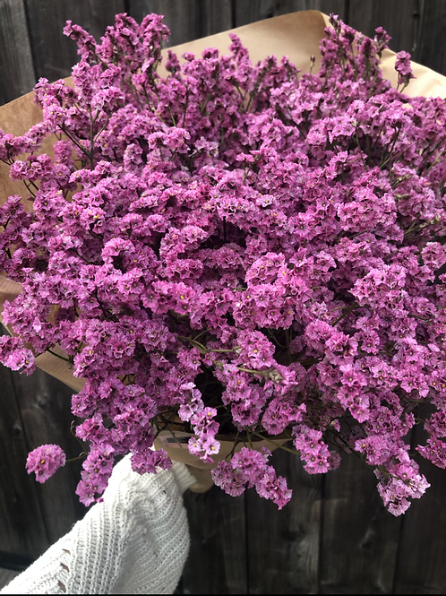 Boeket dried flowers