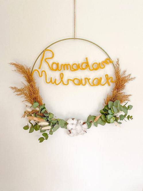 Ramadan flowerhoop