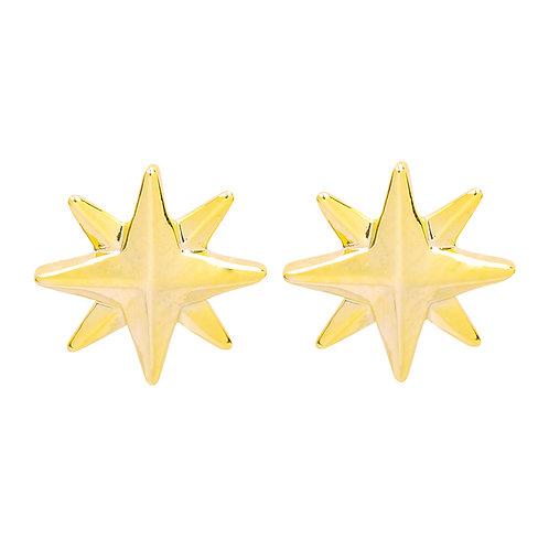 Earring shining star