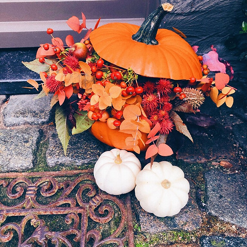 Pumpkin carving 🎃