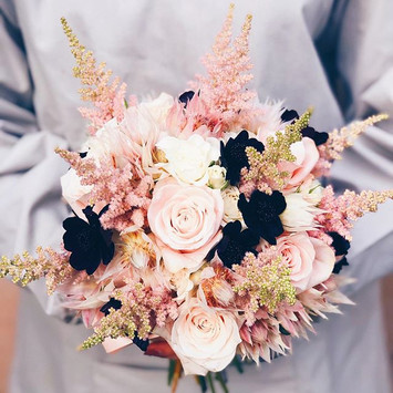 Love this wedding bouquet 🤩👰🏻 Made wi