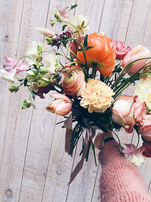 Tips & tricks for a bouncy bouquet