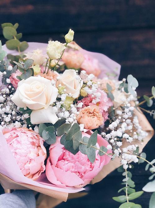 Pastel vibes bouquet