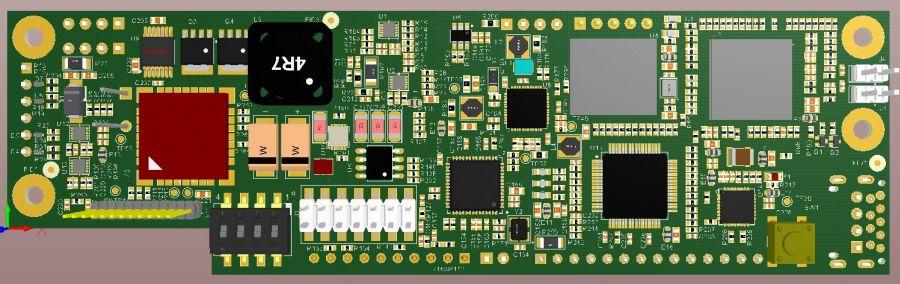 Digital Board (Altium Designer)