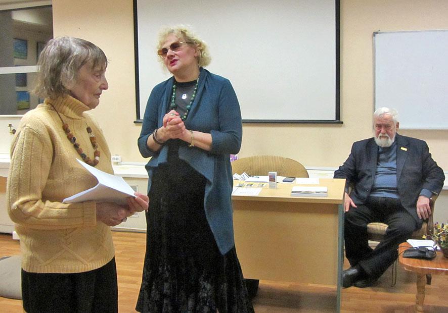 Наталья Рожкова и Лилия Волохонская