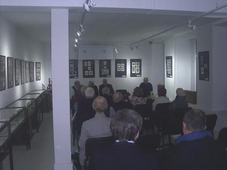 19 октября в Музее экслибриса и миниатюрной книги, в канун его 25-летия