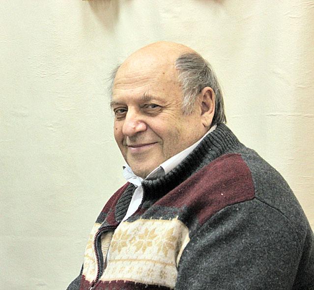 Сергей Шелов