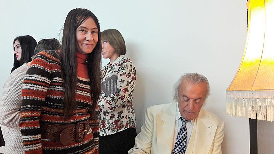 Ксения Кирс и И. Резник