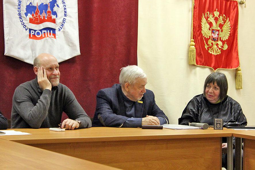 Ф.В. Шелов-Коведяев, Д.Ю. Цесельчук, Н