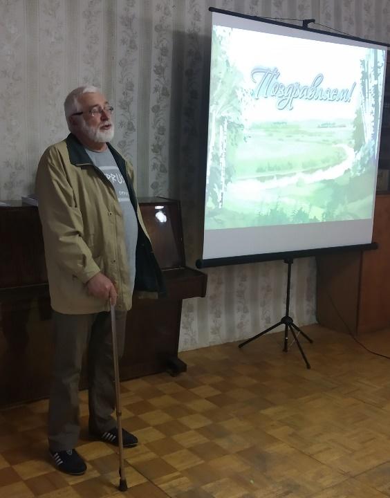 Александр Яковлевич Олейников