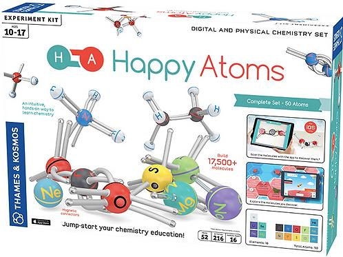 Happy Atoms Deluxe Set