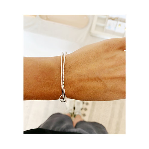 minimum bracelets -pair