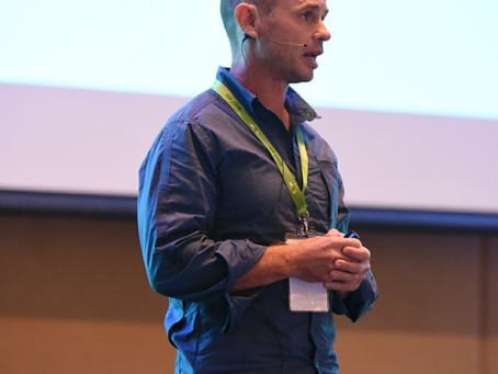 Grant 'Axe' Rawlinson - Motivational Sales Speaker, Singap