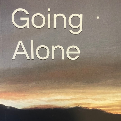 Going Alone - Signed
