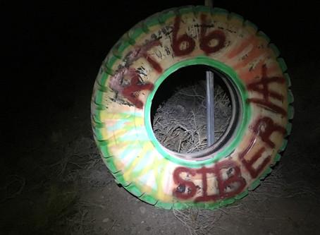 The bullseye aim
