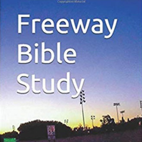 Freeway Bible Study - A skeptic's ride through the Bible - Signed