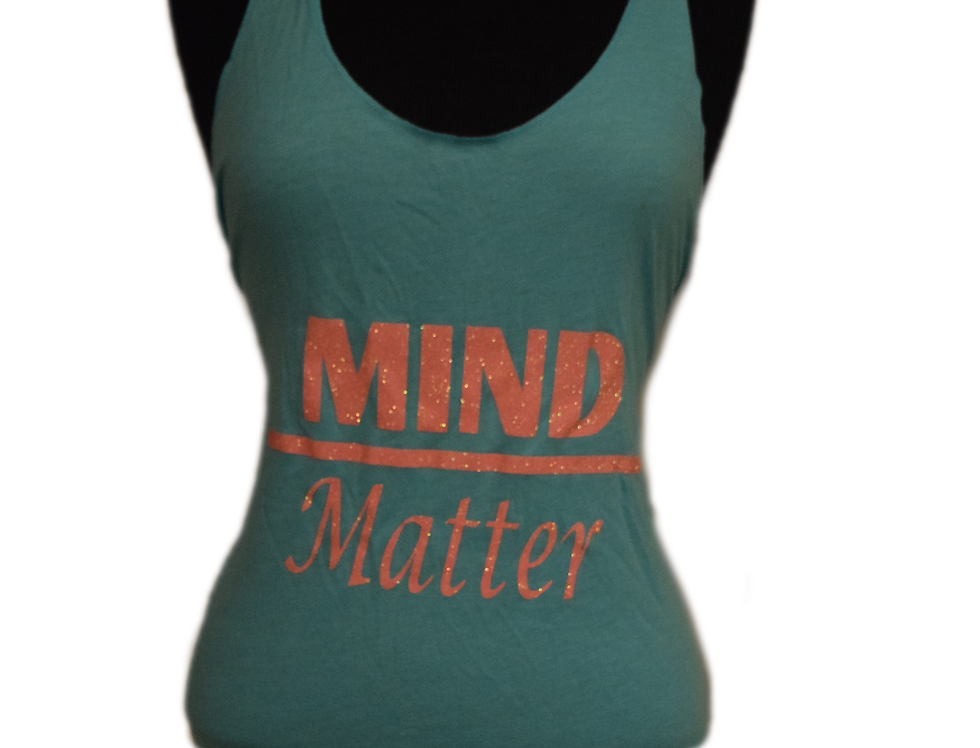 "FF ""Mind Over Matter"" Tank Top"