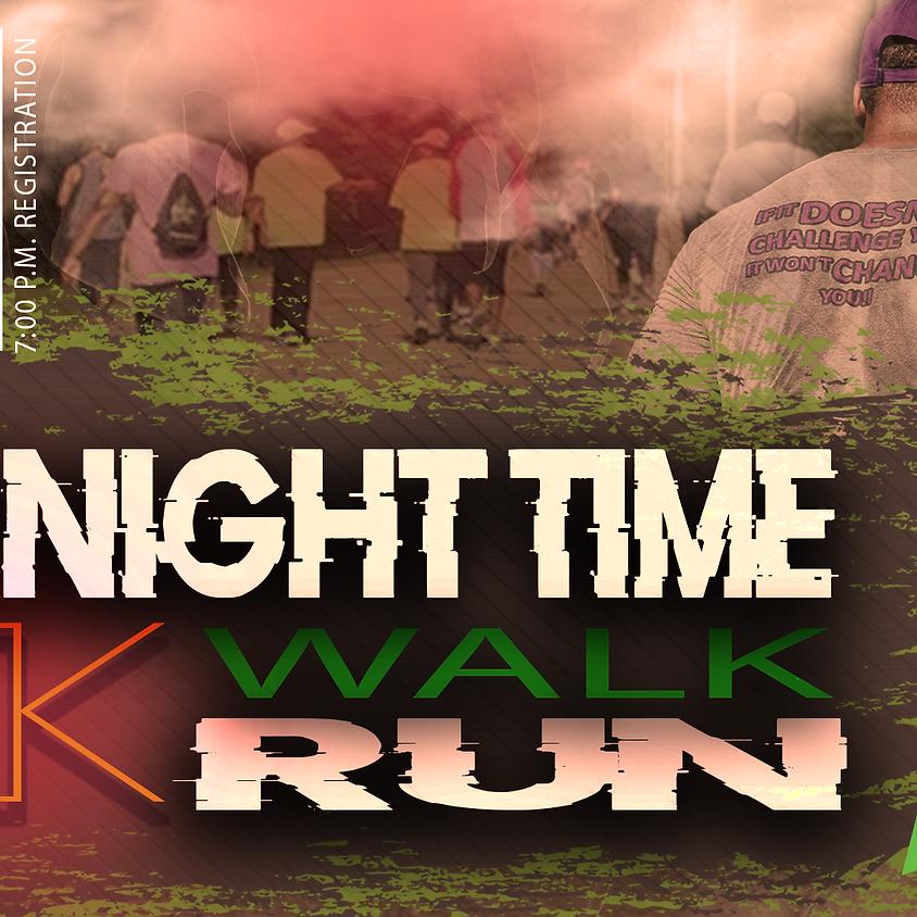 A Knight Time 5K Walk/Run