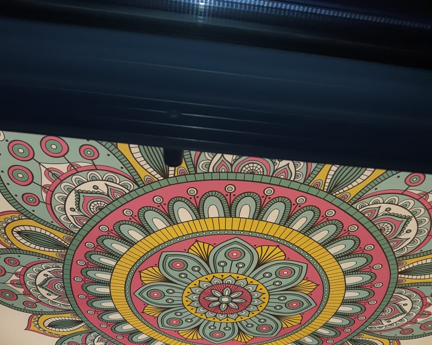 Printed Stretch Ceiling