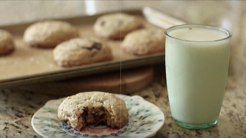 """A """"Dough"""" in the Life of a Cookie."""