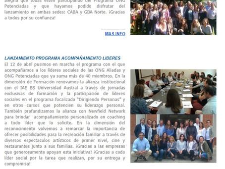 Boletín Novedades N° 89 - ene abr 2018