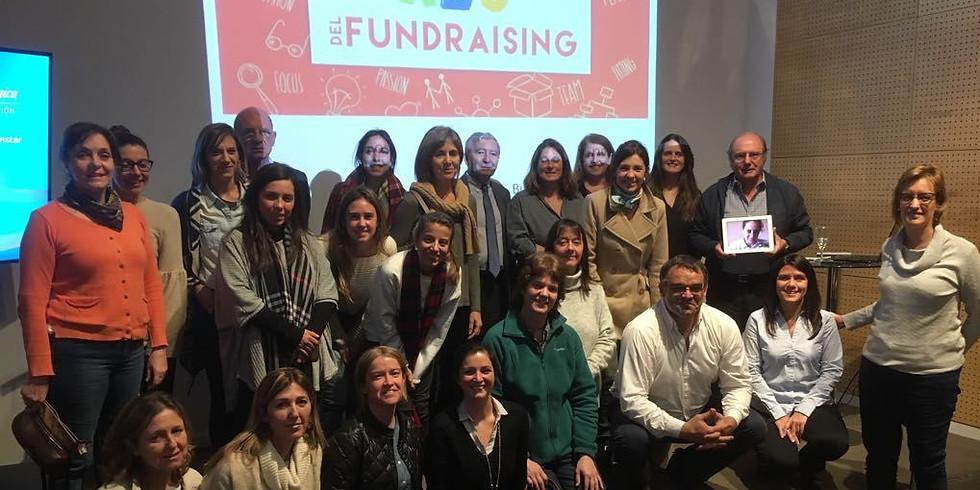 """Taller """"ABC del Fundraising"""" a cargo de Aedros"""