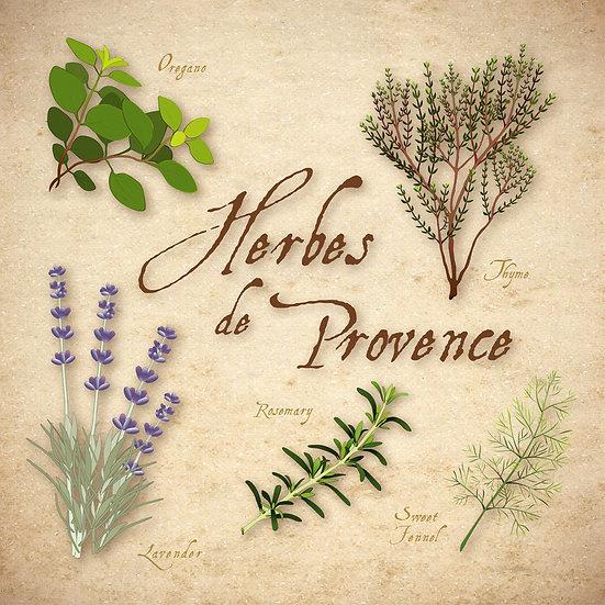 Herb de Provence EVOO