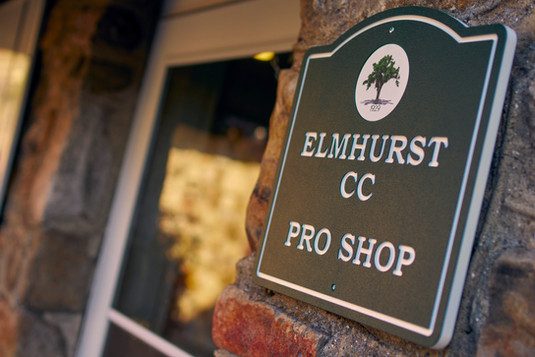 Elmhurst Country Club Pro Shop