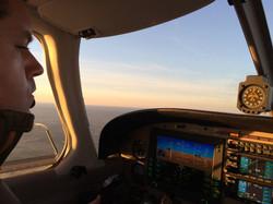 Pilot on staff