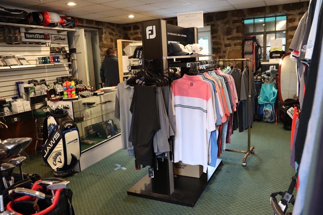 Elmhurst Country Club Pro Shop