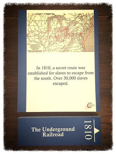 U.S. Historical Events Card Set